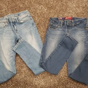 Girls size 10 jeans